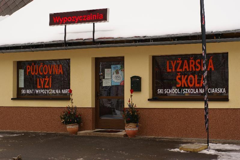 SKI SCHOOL & RENT MLADÉ BUKY - Půjčovna lyžařského a snowboardového vybavení