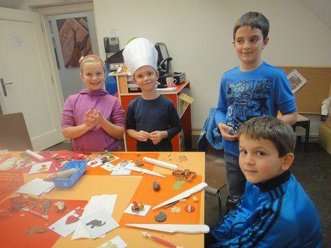 Muzeum čokolády a marcipánu Tábor - Speciální nabídka pro školy