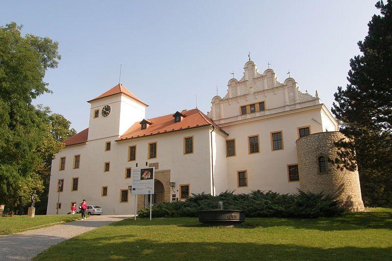 Zámek Blansko