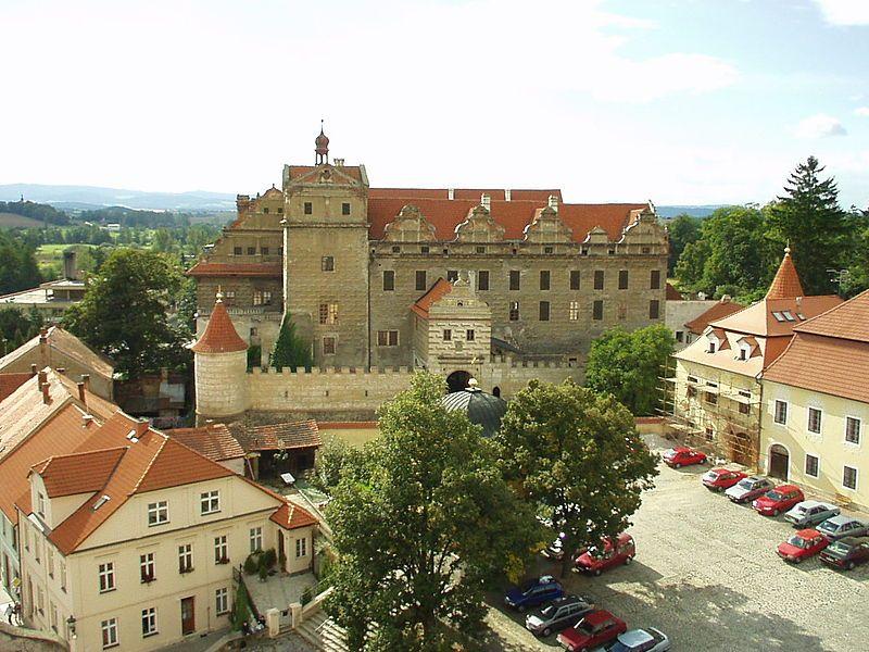 Zámek Horšovský Týn