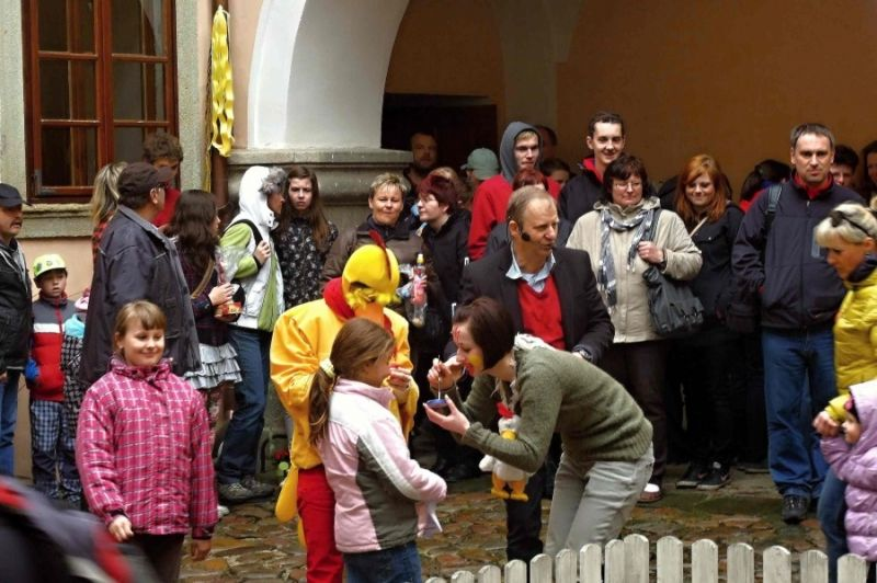 Tipy na akce pro děti – Velikonoce 2013