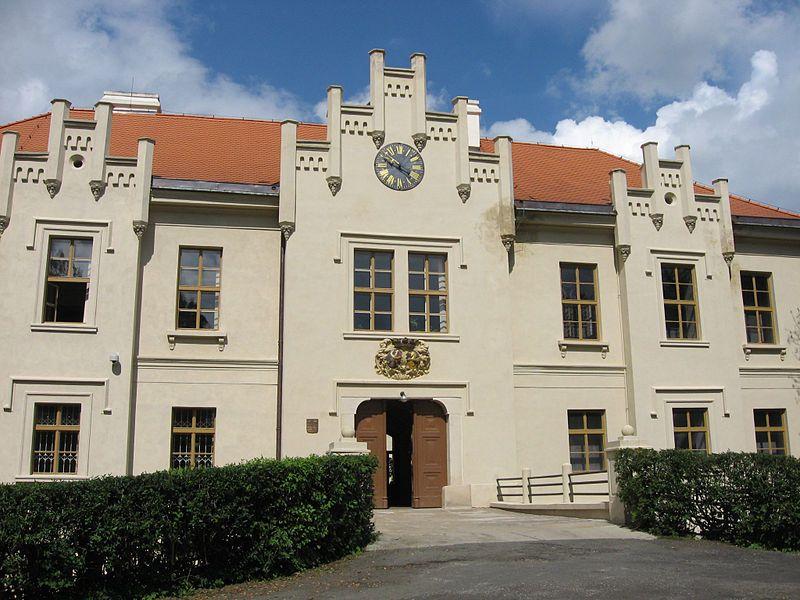 Zámek Hradiště - Muzeum jižního Plzeňska