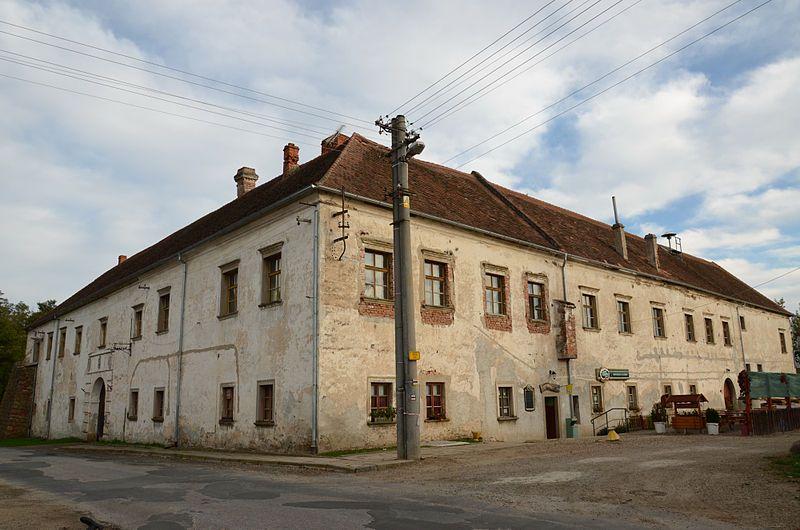 Zámek Hrubšice