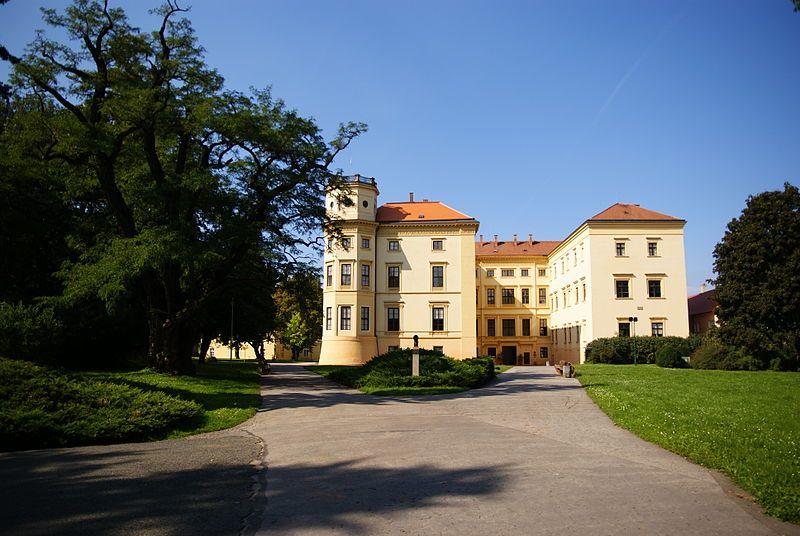 Strážnický zámek, Strážnice