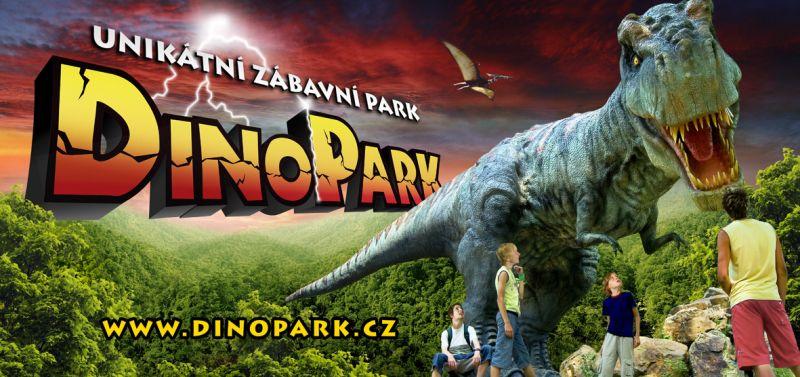 DinoPark Liberec - Školní výlet
