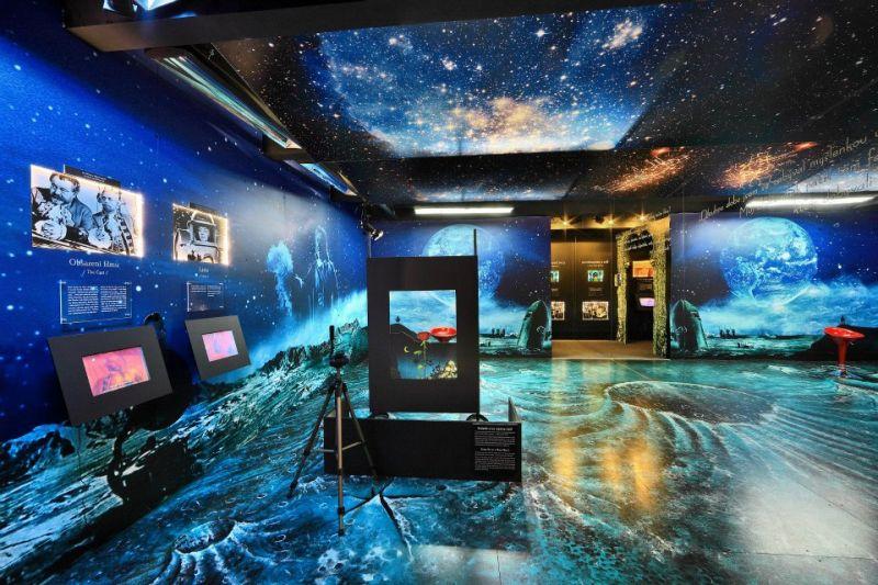 Muzeum Karla Zemana rozšiřuje svoji expozici! Pravěké příšery chodí po dvoře a Nemo se plaví po Čertovce!
