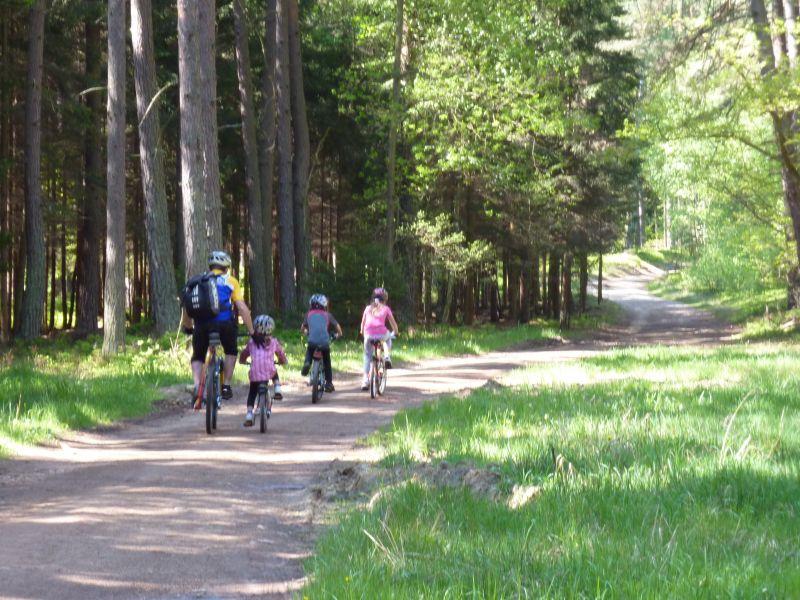 Kam s dětmi na Třeboňsku - Cesta okolo Světa