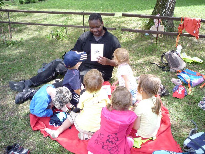 Příměstské tábory pro děti s rodilým mluvčím v Olomouci