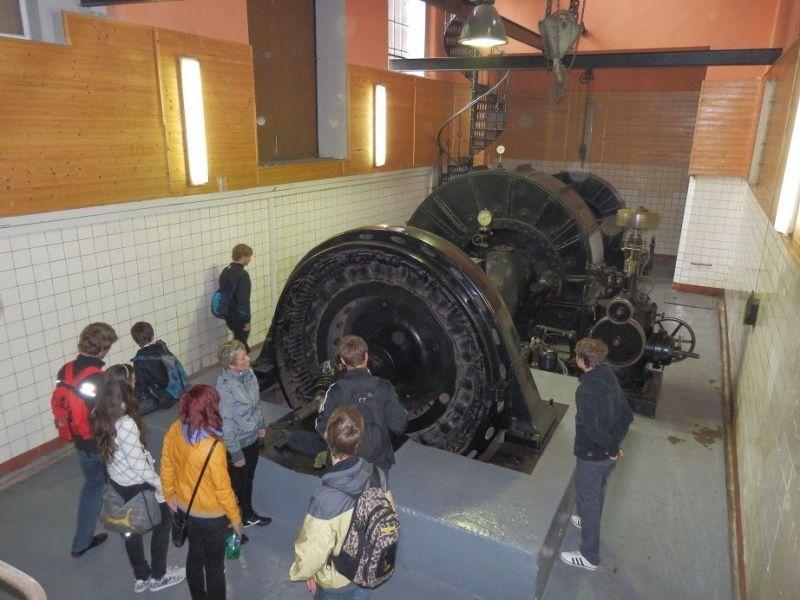 Muzeum energie Velké Hamry