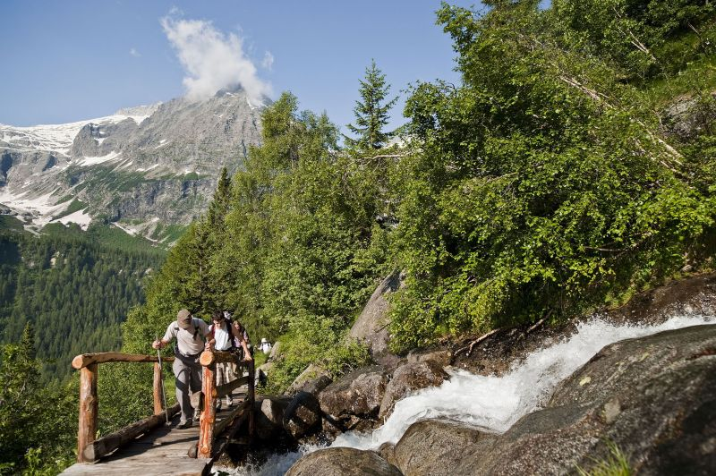 Val Rendena - Val di Genova - Adamello - Marco Paolini - Trekking