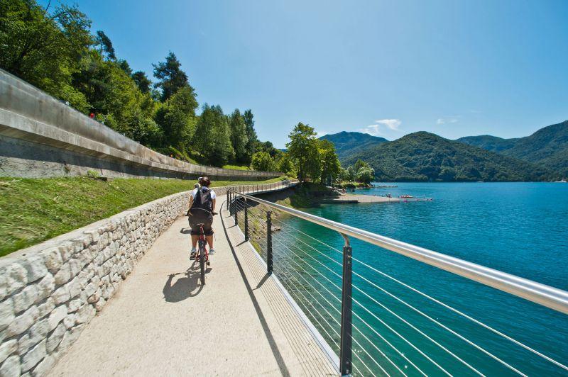 Valle di Ledro - In bici attorno al Lago di Ledro