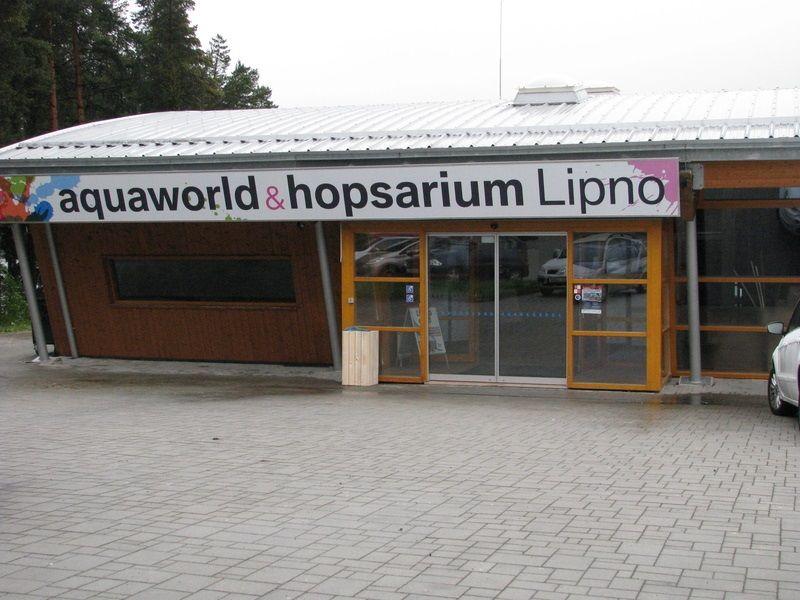 Hopsárium Lipno