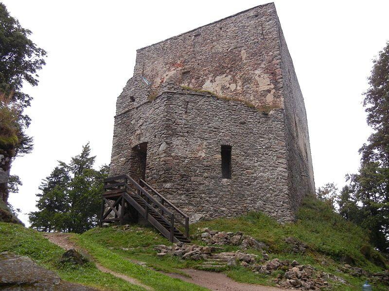 Hrad Vítkův Kámen