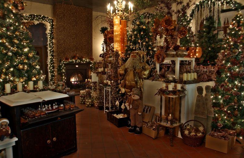 Vánoční dům Karlovy Vary