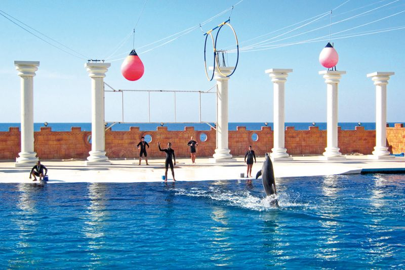 Antalya – Srdce Turecké riviéry