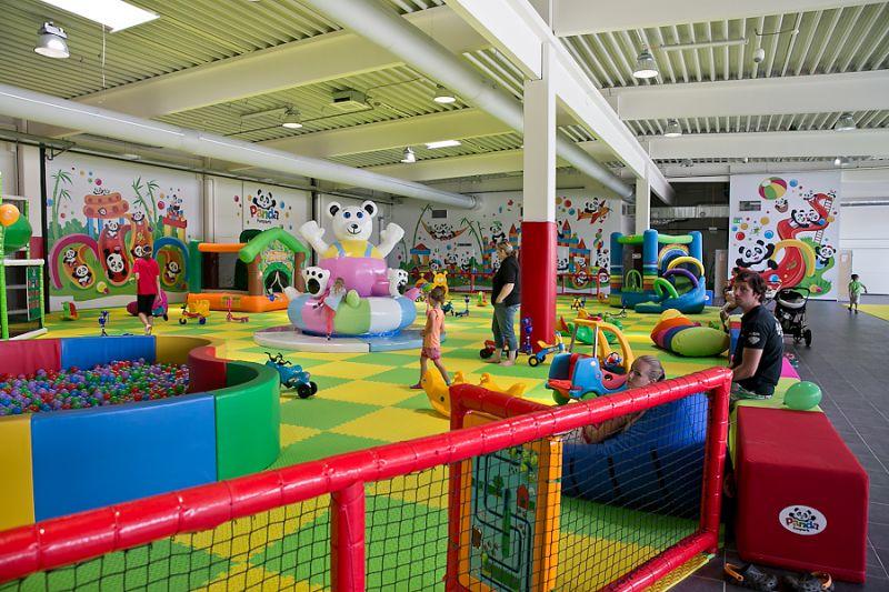Funpark Panda České Budějovice