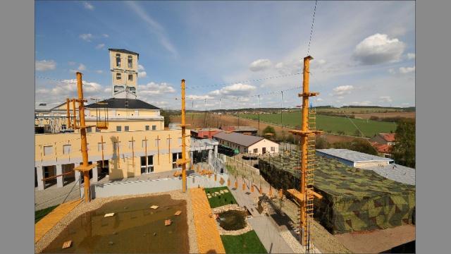 Permonium - zábavní park s příběhem v Oslavanech
