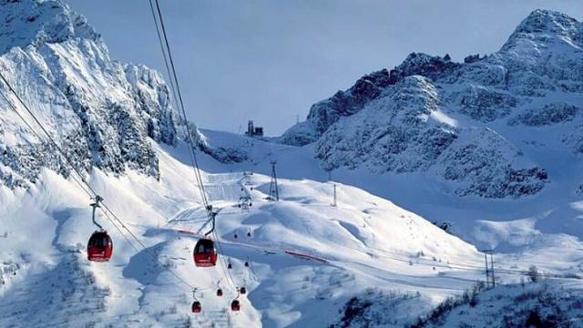 7 nejlepších lyžařských středisek pro rodiny s dětmi