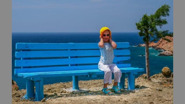 Jak si užít dovolenou s dětmi