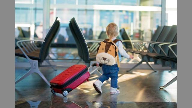 Praktický návod – Jak zvládnout dovolenou s dětmi